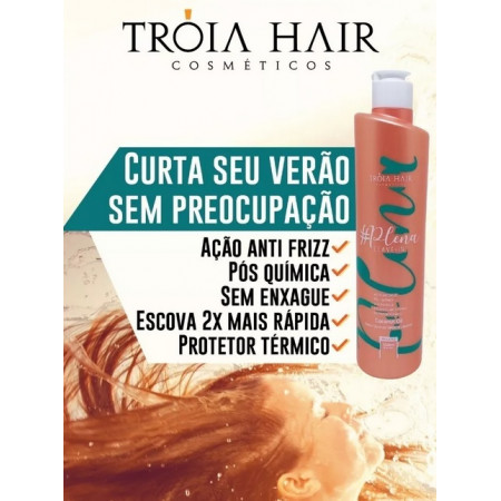 Protetor Térmico Leave  In Tróia Hair