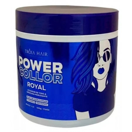 Ativadores de Tons Azul Royal