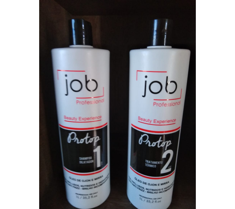 sem defeinitiva Job Hair Professional original