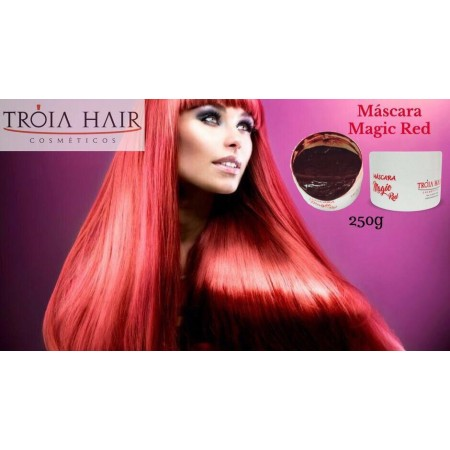 Máscara Magic Red
