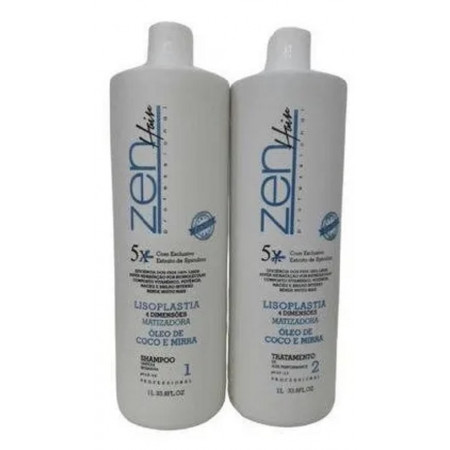 progressiva matizadora Zen Hair original